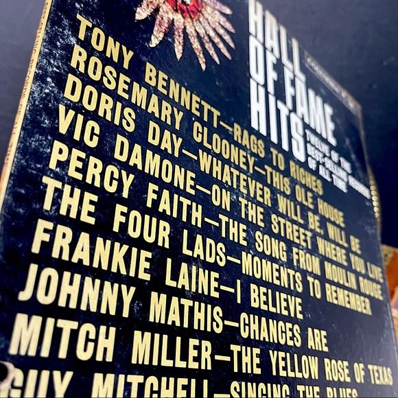 vintage hall of fame hits album